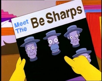 Файл:The Be-Sharps album.jpg