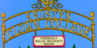 Krusty's Clown College