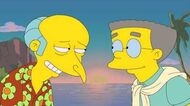 Mr. Burns and Mr. Smithers Almost..
