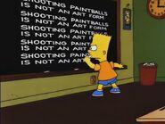 The Joy of Sect Chalkboard Gag