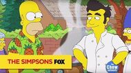 "THE SIMPSONS One Sided Farce from ""Cue Detective"" ANIMATION on FOX"