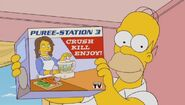 Exit Through the Kwik-E-Mart promo 1