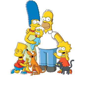 File:The Simpsons family picture - portal.png