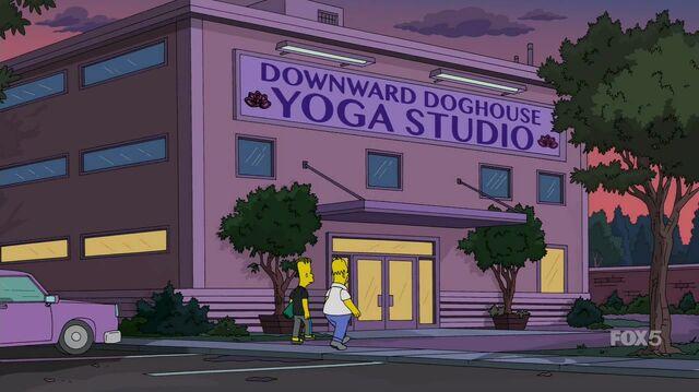 File:Downward Doghouse Yoga Studio.JPG