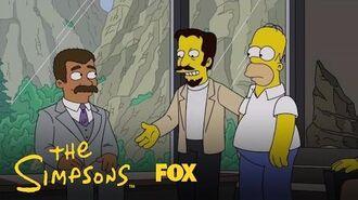 Neil Degrasse Tyson, Ken Jennings, And Suze Orman Meet Homer Season 28 Ep. 18 THE SIMPSONS