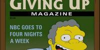 Giving Up Magazine