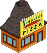 Vesuvius Pizza Tapped Out