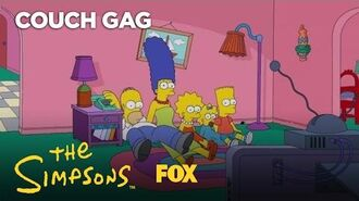 Big Bang Theory Couch Gag