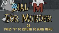 'M' for Murder