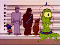Aliens - Star Wars