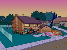 742 evergreen terrace simpsons wiki fandom powered by for Evergreen terrace 742
