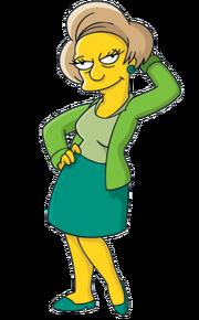 Edna Krabappel Flanders