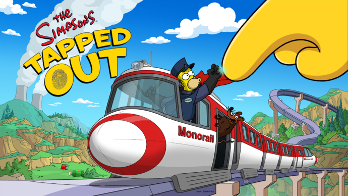 Monorail 2015 Event Splashscreen