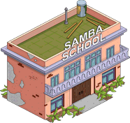 Samba School Menu