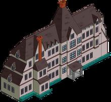 Shinning Hotel Menu