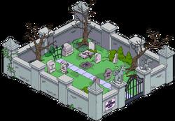 Pet Cemetery Menu