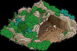 Forest Cave Menu