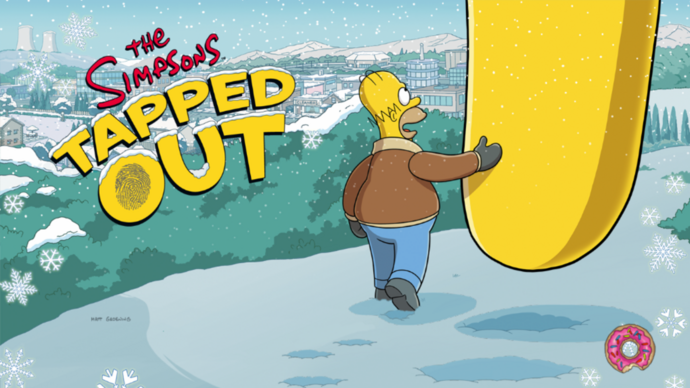 the simpsons tapped out android whacking day donut hack