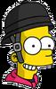 Jockey Bart Happy Icon