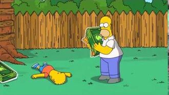 The Simpsons Tapped Out - Treehouse