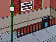 Businessman social club
