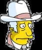 The Rich Texan Sad Icon