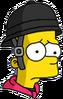 Jockey Bart Sad Icon
