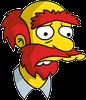 Willie Sad Icon