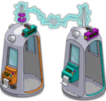 Teleporters Alpha and Omega