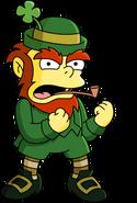 Leprechaun the simpsons