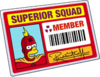 Tapped Out Superior Squad Membership