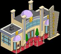 Heights Theater Menu