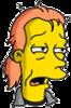 Declan Desmond Hungover Icon