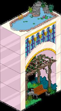 Resort Gardens Upgrade
