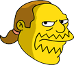 Comic Book Guy Annoyed Icon