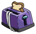 Time Travelling Toaster Sidebar