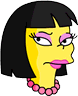 Cookie Kwan Annoyed Icon