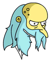 Reclusive Mr. Burns Sidebar