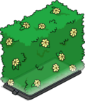 Holo-Flower Hedge Menu