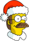 Santa Flanders Icon