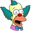 Krusty Joking Icon