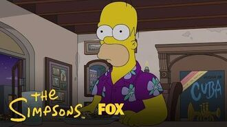 The Simpsons Fall In Love With Cuba Season 28 Ep. 7 THE SIMPSONS