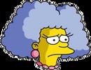 Selma Sad Icon