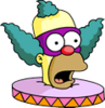 Clownface Surprised Icon