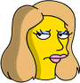 Femme Fatale Annoyed Icon