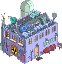 Frink's Lab