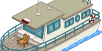 Simpson Houseboat