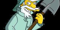Gravedigger Billy
