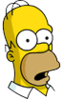 Homer Glassedeye Icon