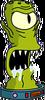 Kodos Angry Icon